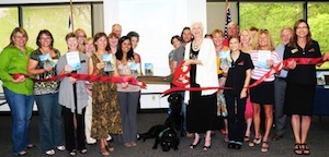 Boulder Chamber of Commerce Ribbon Cutting for Carolyn Rose Hart, Inc.